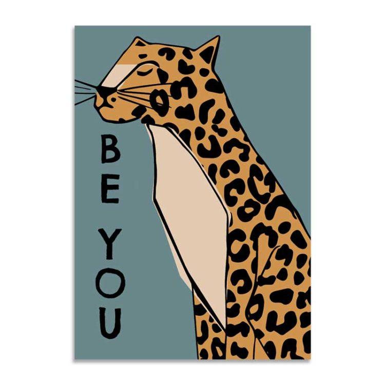 Kids Leopard Print