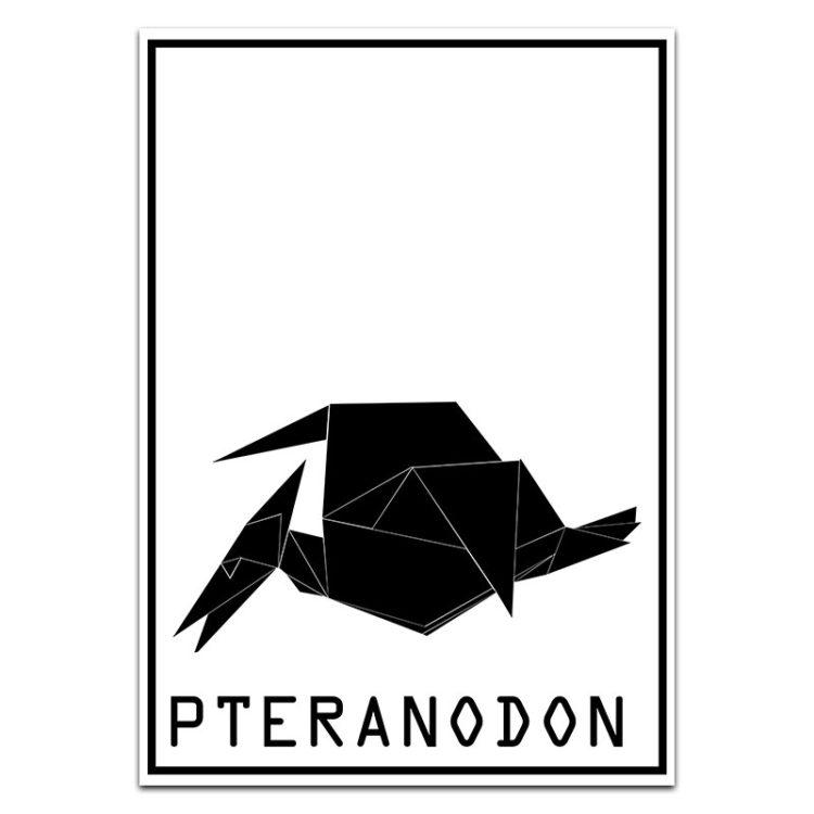 Pteranodon Print