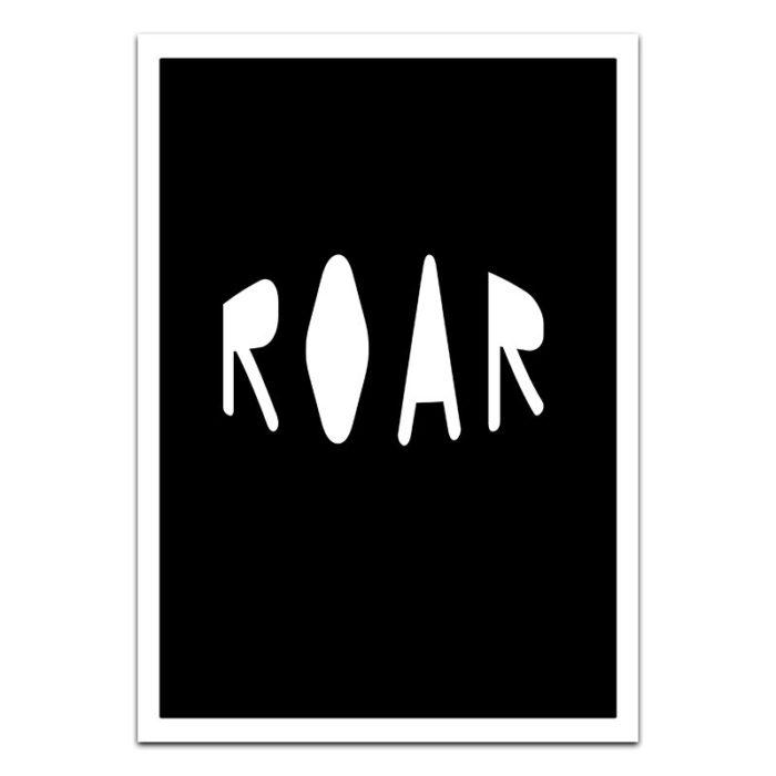 Roar Print