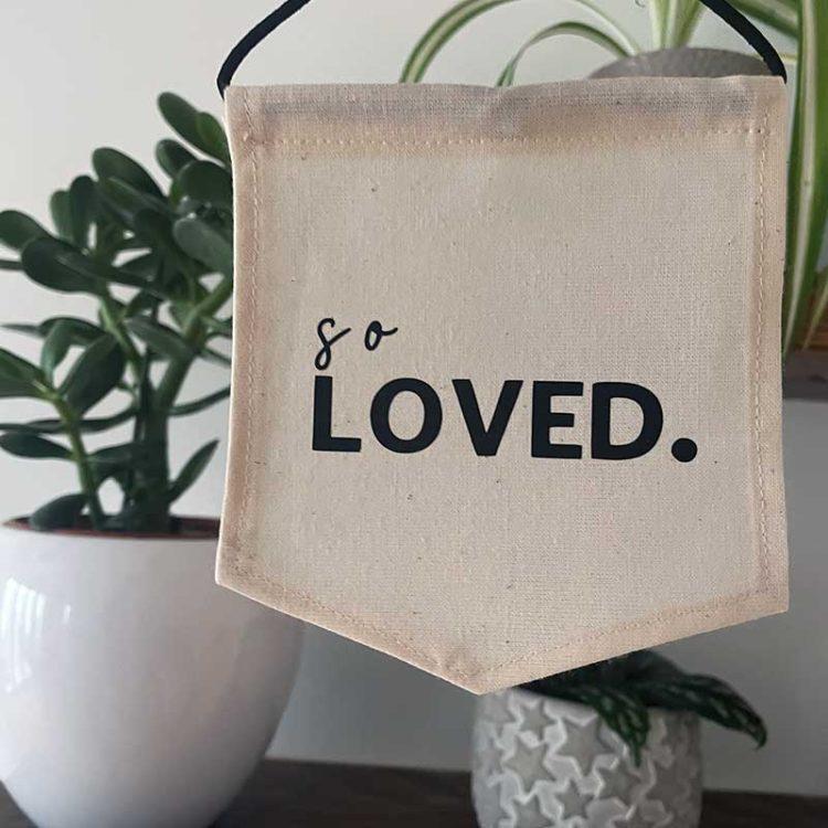 so Loved mini banner