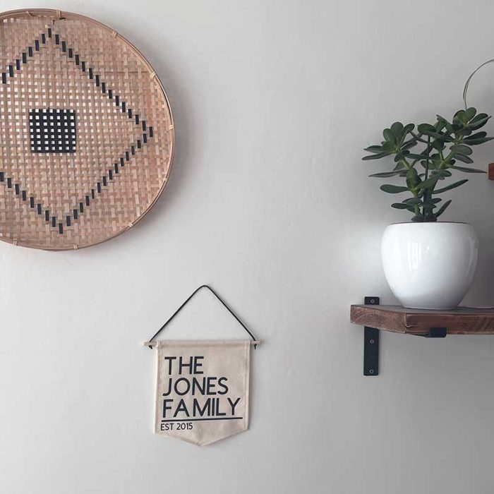 Personalised Wall Hanging