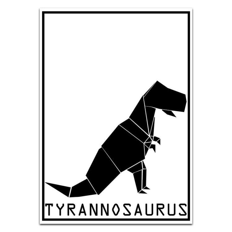 Tyrannosaurus Print
