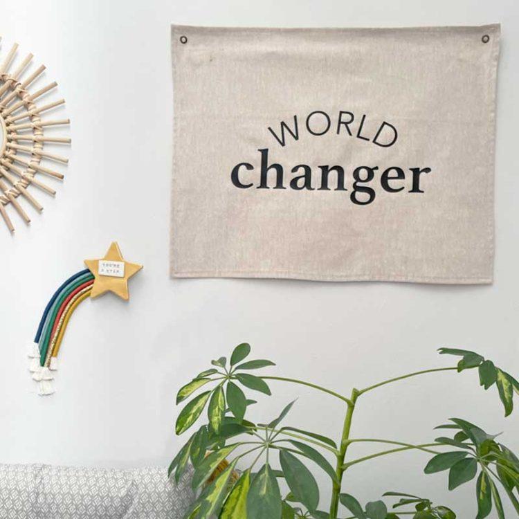 World Changer Banner